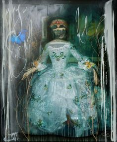 Ingrid Dee Magidson - Contemporary Artist - Figurative Painting