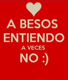 kisses understand, sometimes not :) Great Quotes, Me Quotes, Funny Quotes, Inspirational Quotes, Frases Love, Quotes En Espanol, The Ugly Truth, Love Phrases, Romance