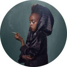 """FRIEKE JANSSENS """"SMOKING KIDS"""" on http://www.ofive.tv"""