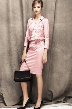 Nina Ricci - Resort 2012 - Look 1 of 25