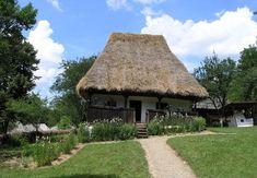 Muzeul Loviştei - Google Search Romania, Gazebo, Outdoor Structures, Cabin, House Styles, Google Search, Home, Kiosk, Pavilion