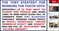 AAV: The Tory strategy for winning the youth vote is hi...