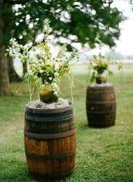 outdoor wedding altar ideas - Google Search