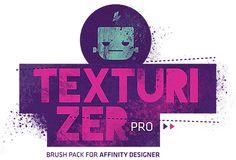 Frankentoon | Affinity Designer Tutorials | texturizer