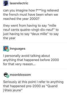 19 posts Tumblr sur la langue française qui feront rire tous les bilingues