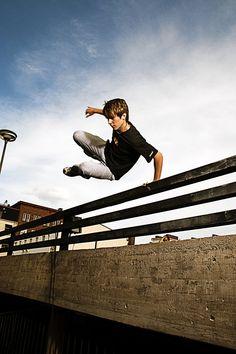 Parkour | Parkour: adrenalina pura con entrenamiento máximo...