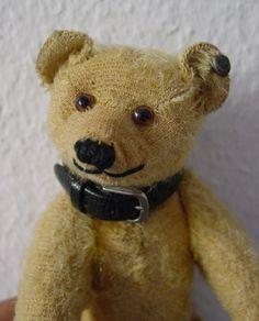 antique steiff bears | Details about ANTIQUE LITTLE STEIFF TEDDY BEAR, cutie, 1915, button