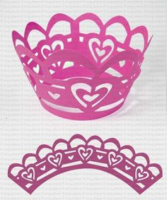Themed Cupcake Wrappers SVG File Collection $5.89