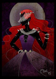 .queen beryl by mimiclothing.deviantart.com on @DeviantArt