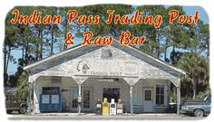 The Indian Pass Raw Bar near Port St. Joe serves some of the best gumbo this side of heaven. The oysters are pretty good too.