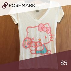 Hello kitty t-shirt Hello kitty t-shirt Hello Kitty Tops Tees - Short Sleeve