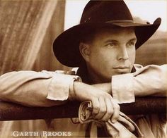 A lot of people these days might not recognize the man in the picture but I believe he is the greatest country singer of all time. Garth Brooks has taught me a lot, just sitting there listening to his music, the lyrics, they all have meaning. Old country music has given me an excellent outlook on life. How to be true to your roots, and be the man you want to be.