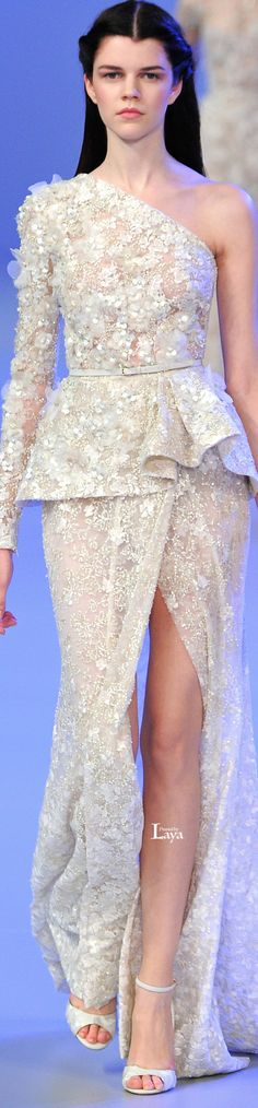 ELIE SAAB S/S 2014 COUTURE