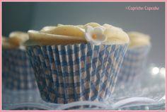 Cupcakes de Vainilla... No podía ser de otra manera!   Capricho Cupcake