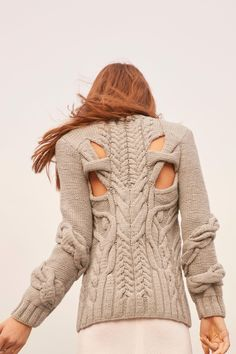 Knitting trend: Nellie Partow