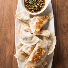 Can you really make great Chinese-restaurant dumplings at home? We wanted a light filling, the right wrapper, and the perfect mix of flavors.