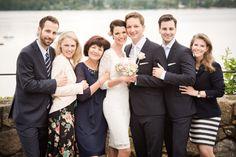 Hochzeit Schloss Mattsee Familie