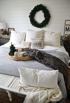 20 Beautiful Winter Bedroom Ideas