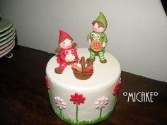 top2 torta battesimo