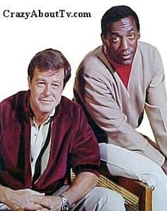 """I Spy"" ~ Robert Culp, Bill Cosby & Antoinette Bower 1965-1968"