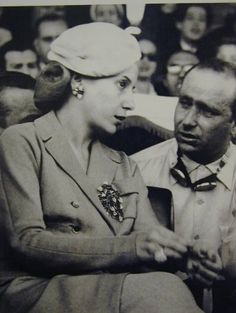 Eva Perón.