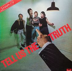 Sham 69 - Tell Us The Truth (Vinyl, LP, Album) at Discogs