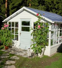 Romantic Shabby Living From Finland