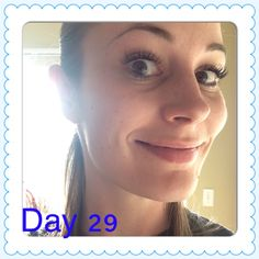 Day 29!!! One day left!!!!