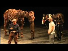 Experiencing War Horse with Monty Roberts