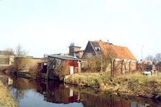 Potmargewal - Tulpenburg, 1993. Bron: Historisch Centrum Leeuwarden - Beeldbank Leeuwarden