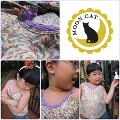 sleeveless for mom and girl 001 ^^
