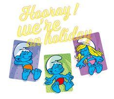 Smurfette, Blue Magic, Gummy Bears, Barefoot, Fanart, Comics, Fictional Characters, The Smurfs, Smurfs