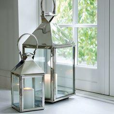 Lanterns, silver candle holders, home decor, home inspiration www.abodeaustralia.com