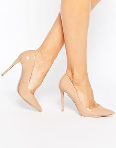 Immagine 1 di ALDO - Stessy  One can't afford to miss such Nude heels . So classy ! must have ones