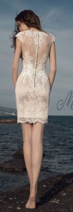 Milva Bridal Wedding Dresses 2017 Elba / http://www.deerpearlflowers.com/milva-wedding-dresses/10/