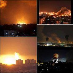 Gaza Under Fire……… again !!!!!!!!!!!!!!!!!!!!!!