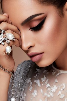 """The Knot gets the exclusive first look at the """"Soft Glam"""" shadow palette, Anastasia's first-ever bridal-inspired launch. Read our exclusive interview here."""