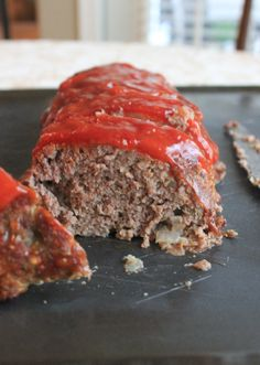 The Cultural Dish: Classic Meatloaf #ComfortFoodFeast