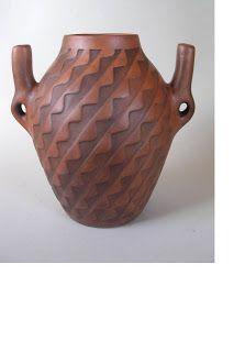 La cerámica guanche ,la aborigen, es una gran desconocida para una gran mayoría. Funche Gómez ceramista canario apasionado en su trabajo y ... Cerámica Ideas, Tile Crafts, Ceramic Clay, Textures Patterns, Pottery, Sculpture, Ceramics, Antiques, Handmade