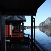 Lofoten turist- og rorbusenter · Bilder av overnattingsstedet