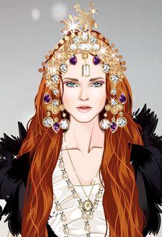 Sansa Stark - The Lady Wolf by ~EcaStewart on deviantART Game Of Thrones Series, Sansa Stark, Cool Art, Awesome Art, Art Photography, Wolf, Princess Zelda, Deviantart, Art Prints