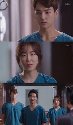 "[Spoiler] ""Romantic Doctor Teacher Kim"" Seo Hyeon-jin lies for Yang Se-jong, ""I asked him to cover surgery"" Korean Drama Romance, Korean Drama Movies, Korean Actors, Korean Dramas, Choi Jin Ho, Seo Hyun Jin, Romantic Doctor, Joon Hyuk, Kdrama Actors"