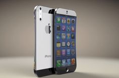 iPhone 6 concept – curved screen and 3D camera  Would you like a future iPhone with a curved screen and a 3D camera?
