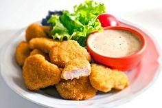 Çıtır Tavuk Nugget tarifi