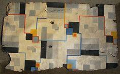 1940s Linoleum