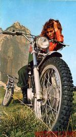 Laverda Chott, lanciata nel 1974