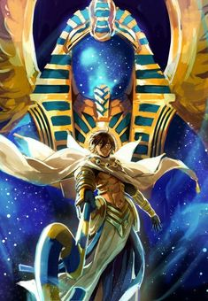 Rider(Ozymandias/Ramessess II) from Fate Prototype Anime Demon, Anime Manga, Anime Guys, Anime Art, Fate Zero, Fantasy Character Design, Character Drawing, Character Concept, Fate Characters