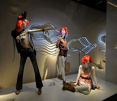 """Zara, Budapest, """"look over there girls....."""", pinned by Ton van der Veer"""