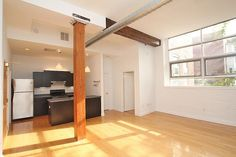 Classic loft layout - Old City, Philadelphia