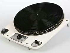 Vintage Audio Garrard 301 turntable